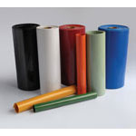 thickness 0.11mm colored pvc sheet film